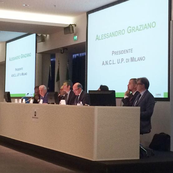 Convegno ANCL Milano